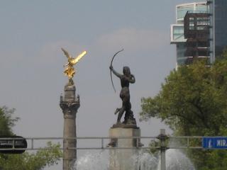 天使を狙う狩人ダイアナ