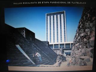 トラテロルコ遺跡
