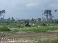 津波の後3