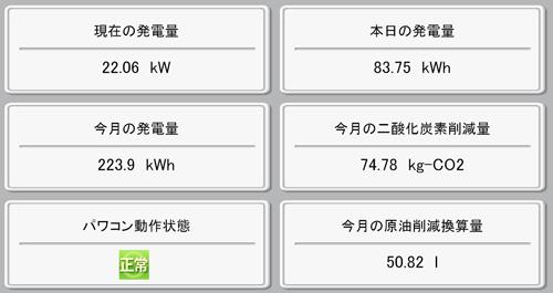 モニター画面!.7.30