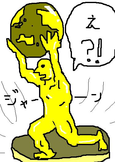 ワールドカップ非公式キャラクター ワルカくん