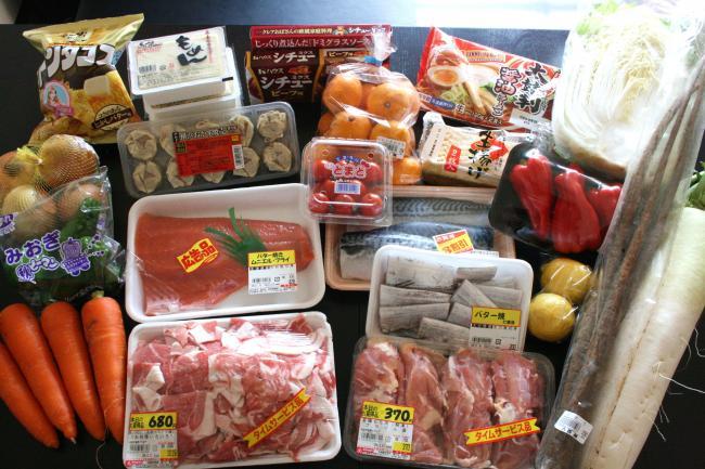 2009-11-9-買い物