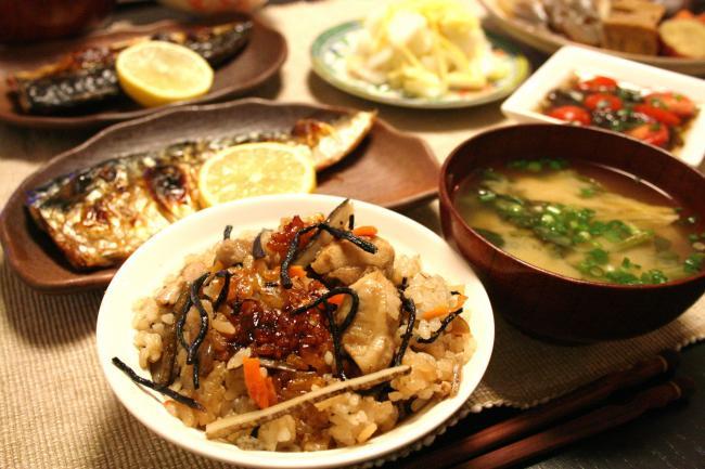 2009-11-9-晩御飯