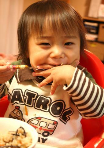 2009-11-9-晩御飯‐れん