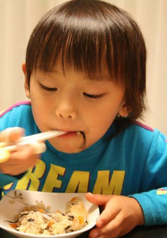 2009-11-9-晩御飯‐はる