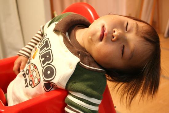 2009-11-9-晩御飯‐れんちび