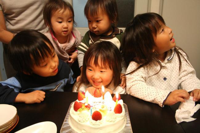 2009-11-10-ケーキ