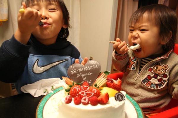 2009-11-21-ケーキ