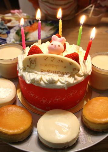 2009-12-26-ケーキ
