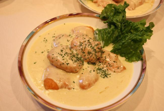 2010-2-14-白身魚のカレーソース