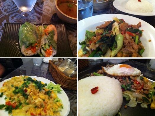 タイ料理1