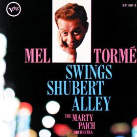 Mel Tormé(All I Need Is The Girl)