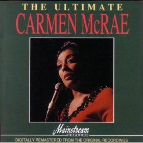 Carmen McRae((My) Gentleman Friend)
