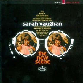 Sarah Vaughan(The Shadow Of Your Smile)