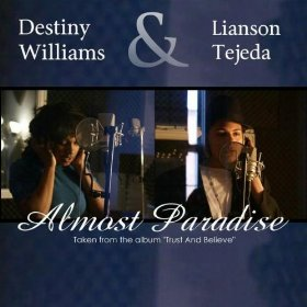 Destiny Williams & Lianson Tejeda(Almost Paradise)