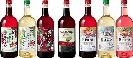 「ワインのためのペットボトル」