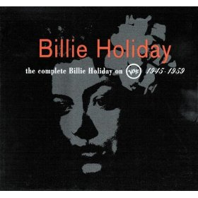 Billie Holiday(It's Not for Me to Say)