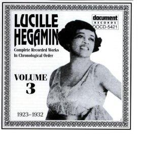 Lucille Hegamin(Hard Heart Hannah)