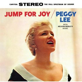 Peggy Lee(Jump For Joy)