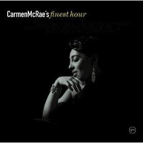 Carmen McRae(Namely You)