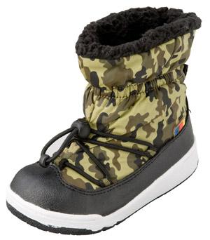 「消臭機能付き子供靴」