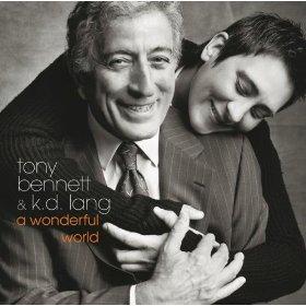 Tony Bennett & k.d. lang(A Kiss To Build A Dream On)