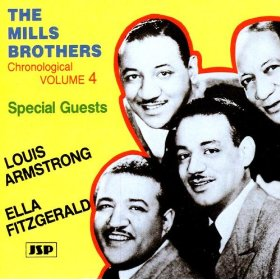 The Mills Brothers(Old Fashioned Love)