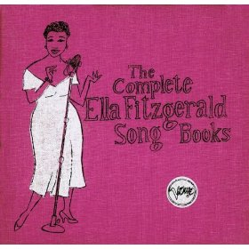 Ella Fitzgerald(I Could Write A Book)