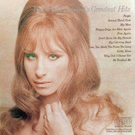 Barbra Streisand(Second Hand Rose)
