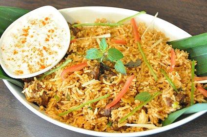 「南インド料理 ダクシン」-6