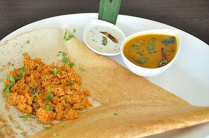 「南インド料理 ダクシン」-7