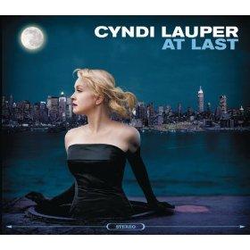 Cyndi Lauper(At Last)