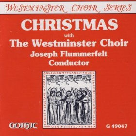 The Westminster Choir(Coventry Carol)