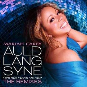 Mariah Carey(Auld Lang Syne )