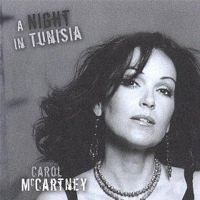 Carol McCartney(Jersey Bounce)