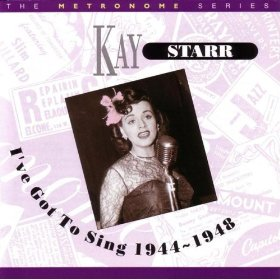 Kay Starr(If I Could Be with You (One Hour Tonight))