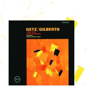 João Gilberto and Stan Getz(The Girl from Ipanema(Garota de Ipanema))