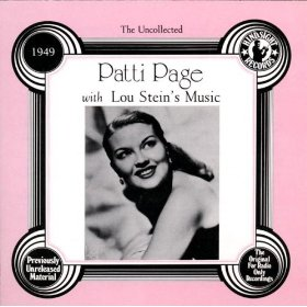 Patti Page(Let Me Call You Sweetheart)
