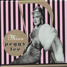 Peggy Lee(Let's Fall In Love)