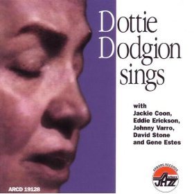Dottie Dodgion(You're My Everything)