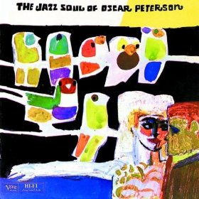 Oscar Peterson(Liza (All the Clouds'll Roll Away) )