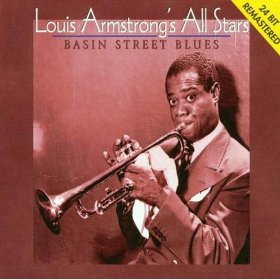 Louis Armstrong(Basin Street Blues)