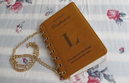 Laguna Moon BOOK クラッチ BAG