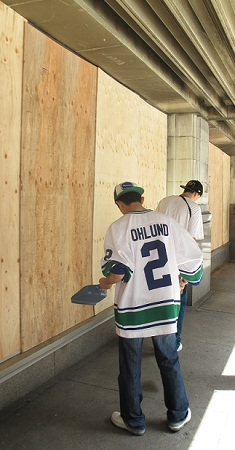 真正的 Canucks Fans