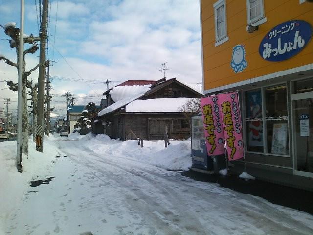 ミッション雪