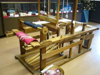 機織り展示会4