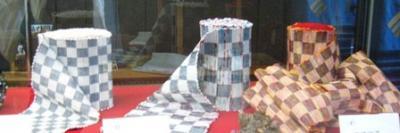 機織り展示会3