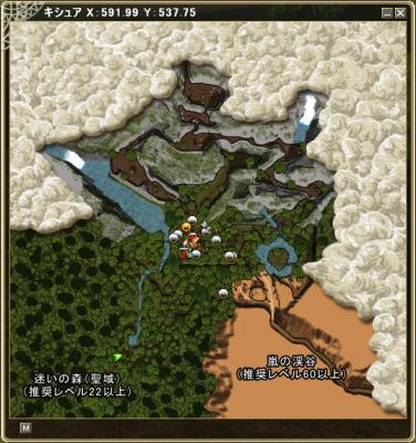 キシュア地図