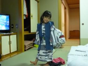 子供の浴衣