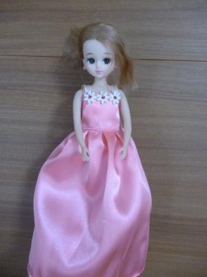 リカちゃんドレス1